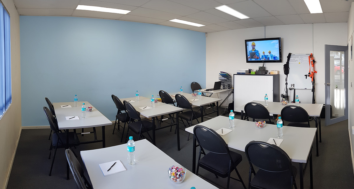 Safenet Training Room