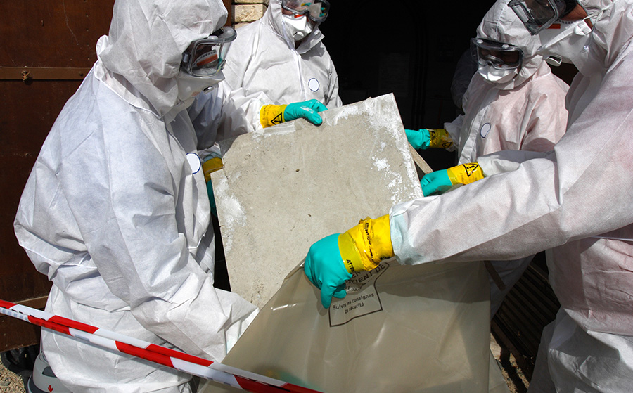 10675NAT Course in Asbestos Awareness