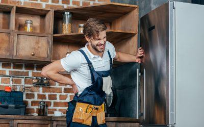 August is National Tradie Health Month